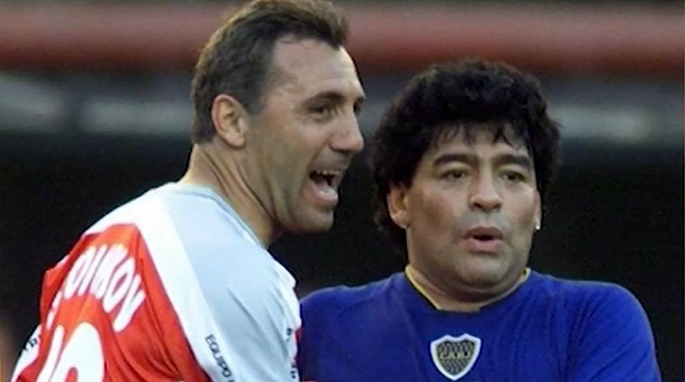 Стоичков със спомени за Марадона: За мен той ще...