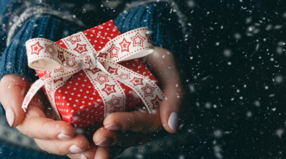 Грейнаха светлините на най-голямото живо Коледно...