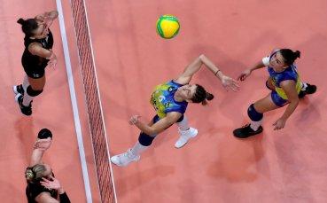 Волейболистките на Марица с трета загуба в ШЛ