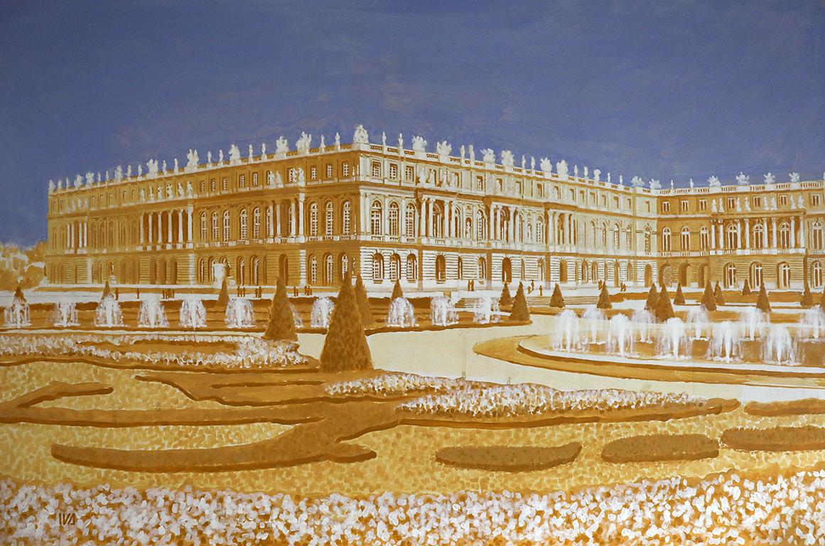 <p>Иванна Шмелева, &bdquo;Версайски дворец, Франция&rdquo;</p>