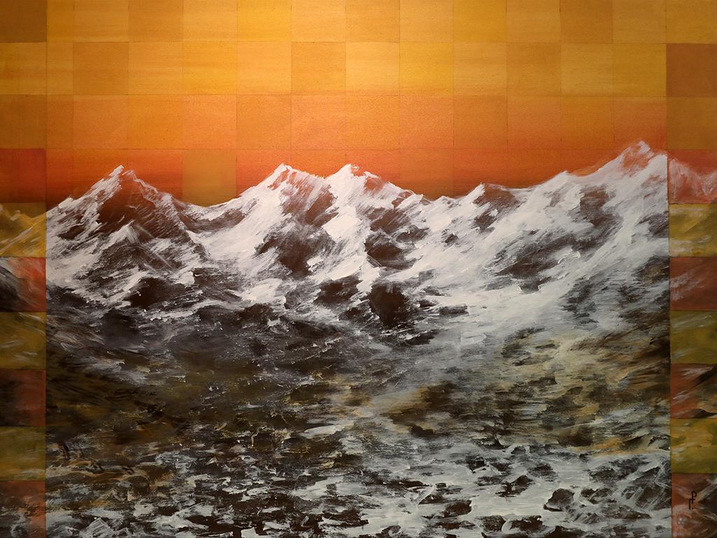 <p>Роман Гуманюк, &bdquo;Планини под снега, Южна Африка&rdquo;</p>