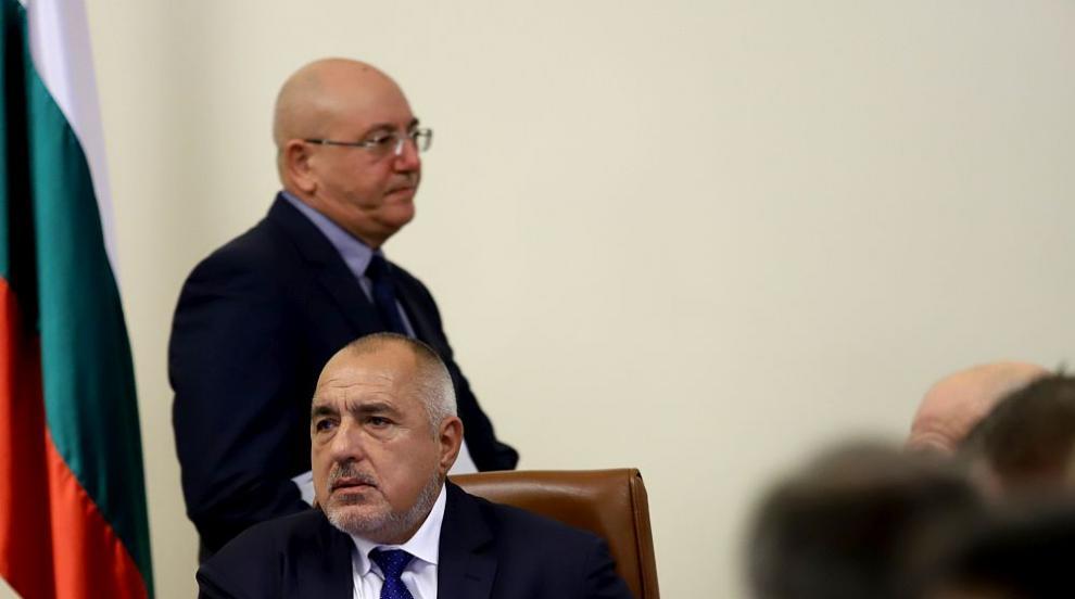 """Среща на екоминистъра с Борисов """"ликвидира""""..."""