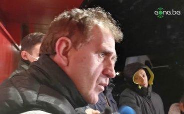 Акрапович: Надиграхме съперника, имаше желание в играчите