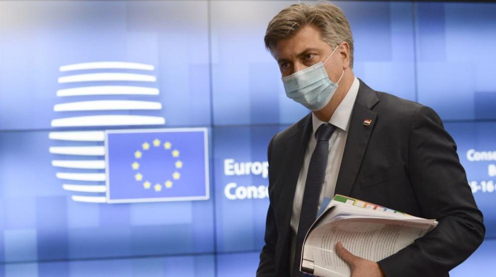 Премиерът на Хърватия е с коронавирус