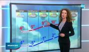 Прогноза за времето (01.12.2020 - централна емисия)