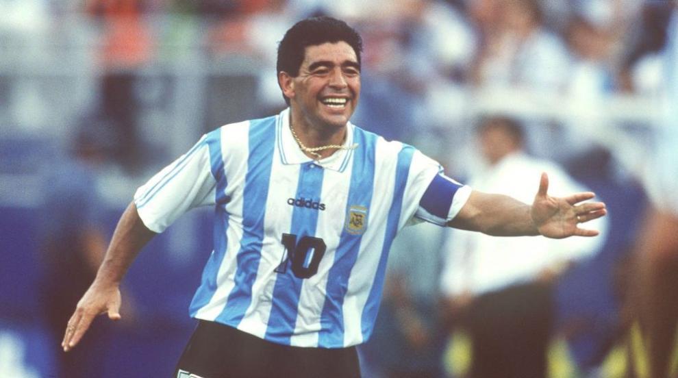 Разкриха колко голямо е сърцето на Диего Марадона