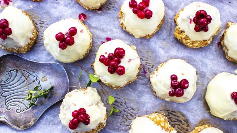 десерт вкусно сладко горски плодове