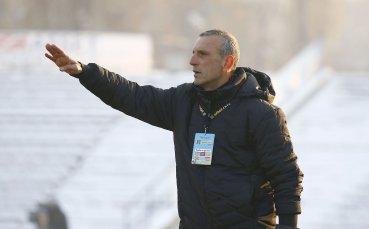 Пенчев внесе яснота около състоянието на Неделев и отсече: Точката е успех за нас