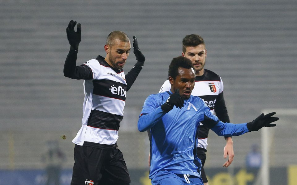 Крилото на Левски Насиру Мохамед бе избран за Играч на