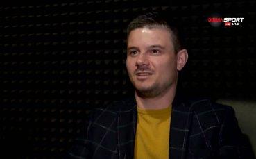 efbet Лига - през погледа на българския коментатор