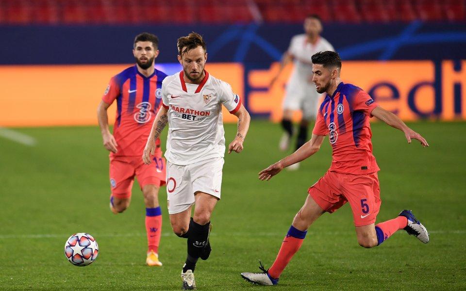 Отборът на Севиля посреща английския Челси в решителен мач за