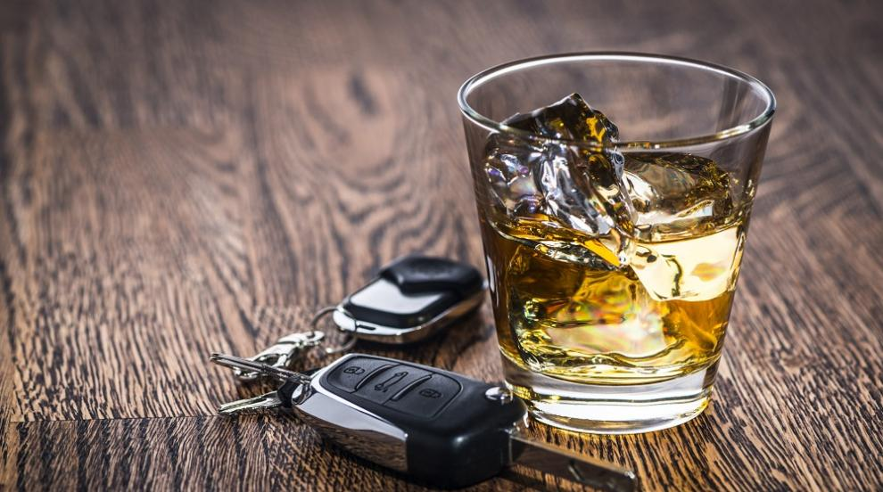 Внушителен рекорд в Горна Оряховица: Граждани хванаха шофьор с почти 5 промила алкохол
