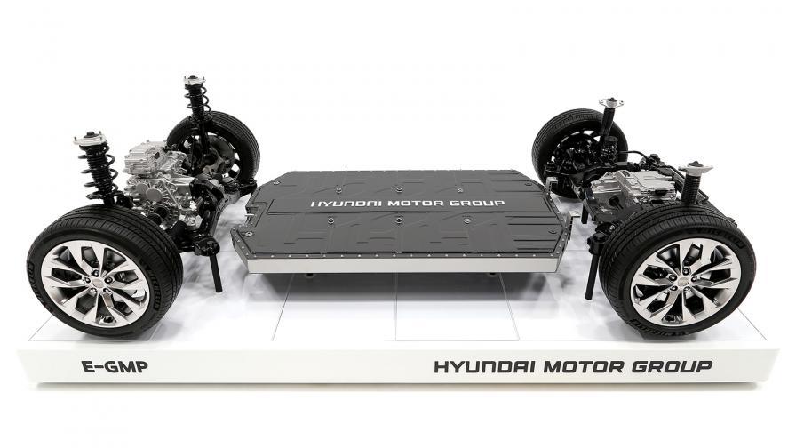<p>Нова платформа за електрическата офанзива на Hyundai-KIA</p>