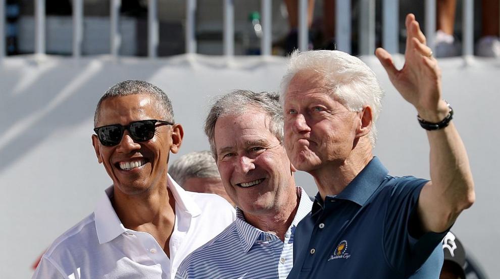 Трима експрезиденти на САЩ ще се ваксинират срещу...