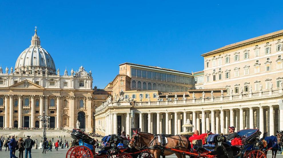 Край на каретите с коне по улиците на Вечния град