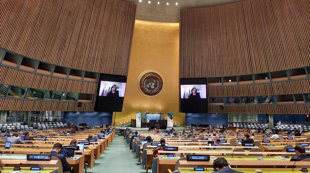 Захариева: Глобалното единство е ключово за справяне...