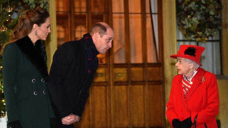 Последната голяма среща на кралското семейство преди Коледа