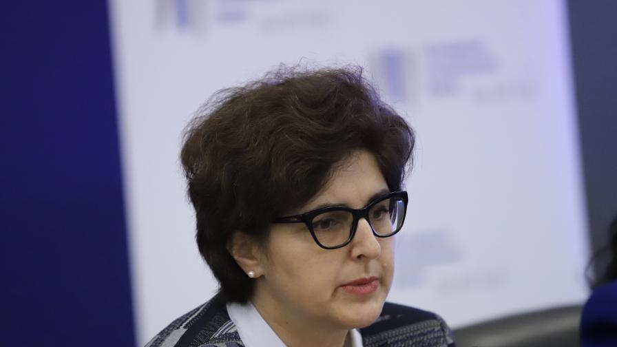 За първи път българка застава начело на Банката за развитие на Съвета на Европа