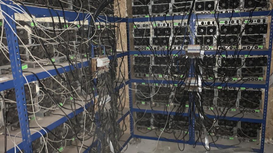 Как е извършена най-голямата кражба на ток
