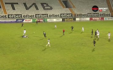 Локомотив Пловдив - Славия 2:0 /второ полувреме/