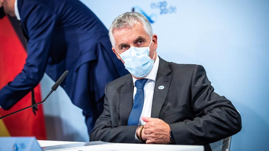 Здравният министър на Словения подаде оставка