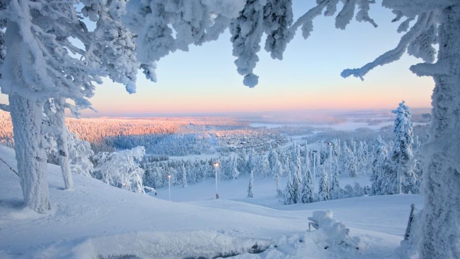 Красотата на Лапландия през очите на един фотограф