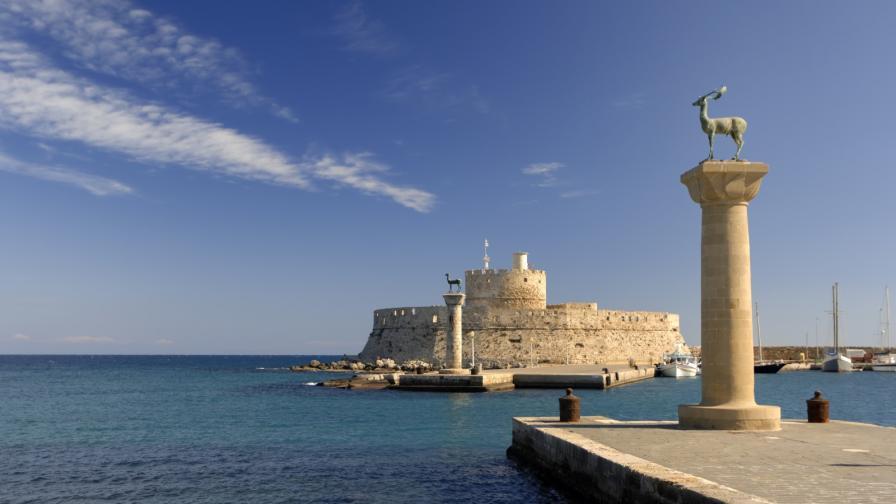 Гърция разкри шпионска мрежа на остров Родос
