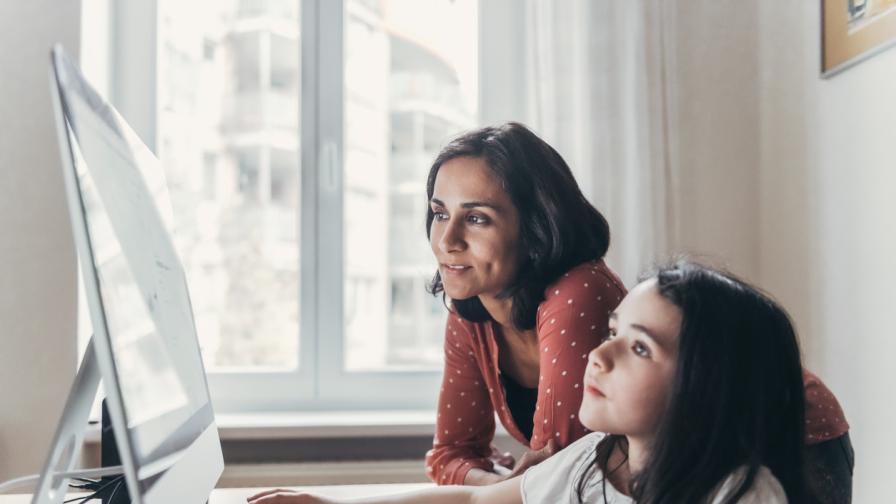 Предизвикателствата пред децата и техните родители при онлайн обучението