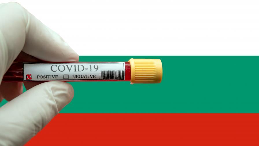Коронавирусът у нас: Лек ръст на новите случаи