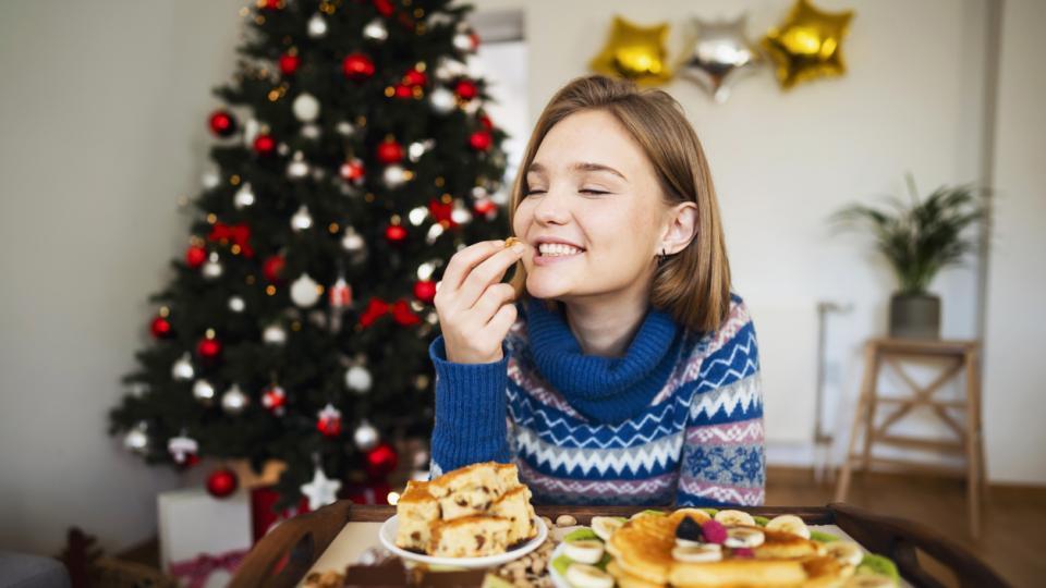 преяждане празници