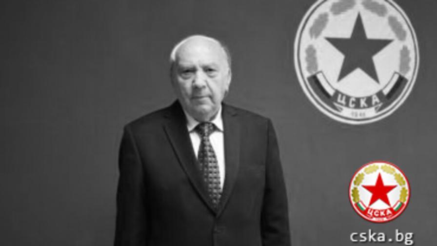 Почина доайенът в спортната журналистика Александър Манов