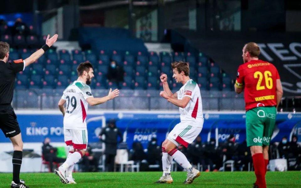 Кристиян Малинов със силни 90 минута за Льовен при инфарктна победа в Белгия