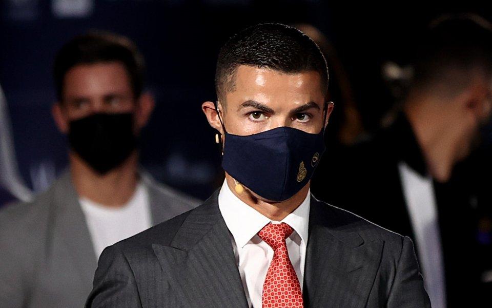 Кристиано Роналдо призна, че не може да свикне да играе