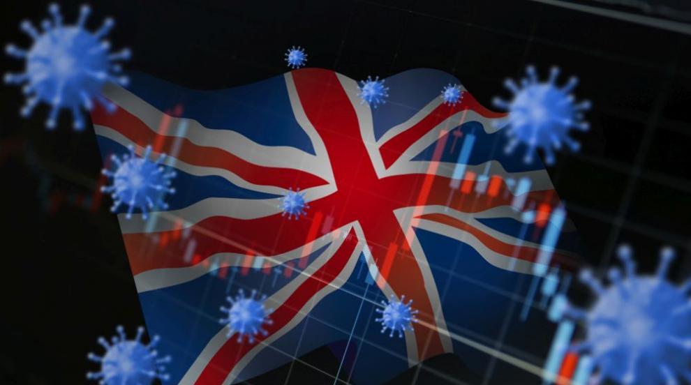 Великобритания с най-висока смъртност от COVID-19 в света