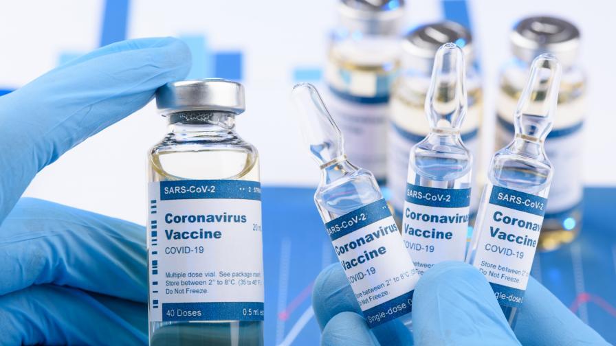 Над 40 хиляди си запазиха час онлайн за ваксина