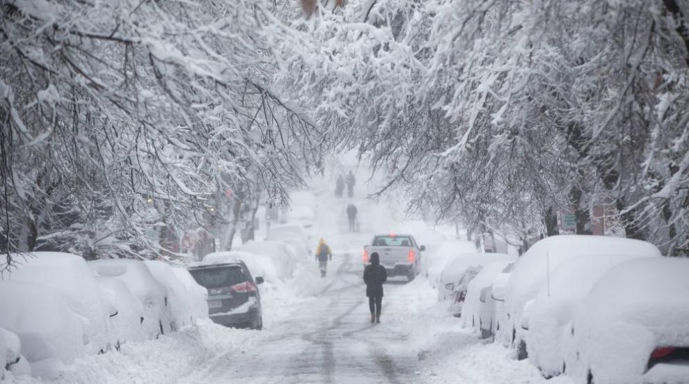 Усложнена зимна обстановка в цяла Турция
