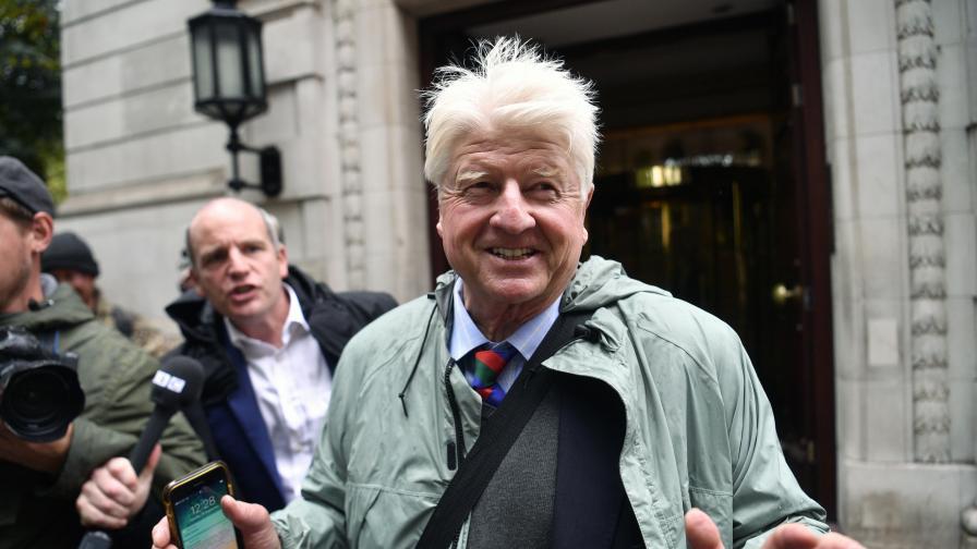 <p>Бащата на Борис Джонсън ще кандидатства за френско гражданство</p>