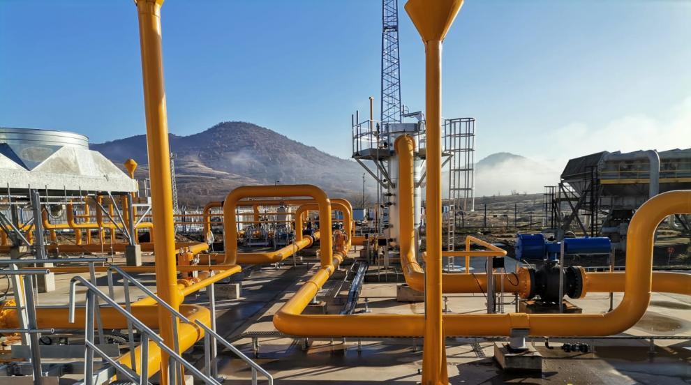 Сърбия иска газ от българския интерконектор от 2023 г.