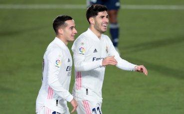 За пети път в историята Реал Мадрид отпада от третодивизионен тим