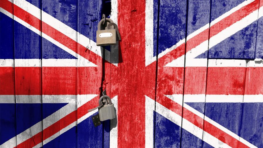 Ето какви са строгите ограничения във Великобритания до средата на февруари