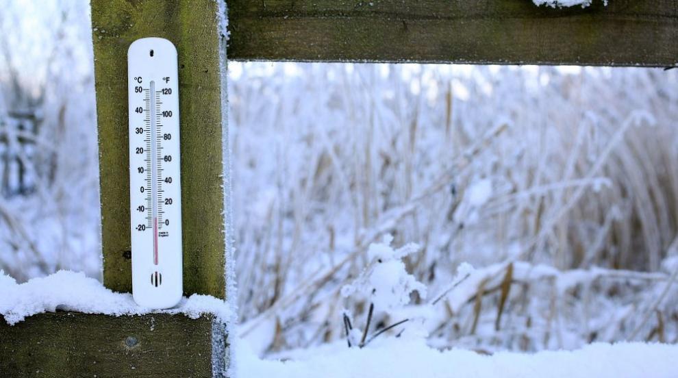 Температурите падат, очаква ни студ