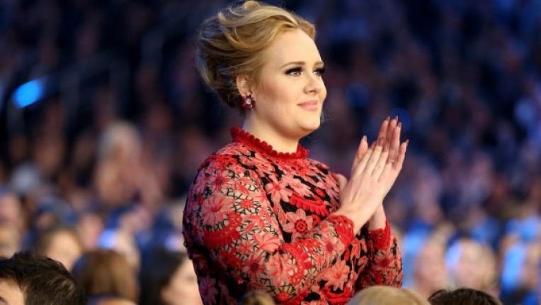 Адел на наградите Грами