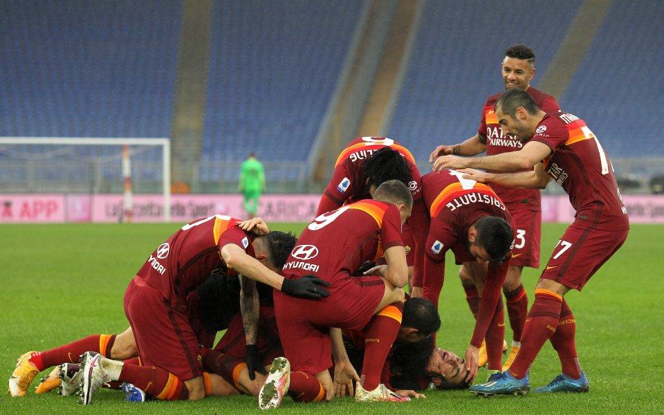 Бившият футболист на Рома Хуан Мануел Итурбе засипа с похвали
