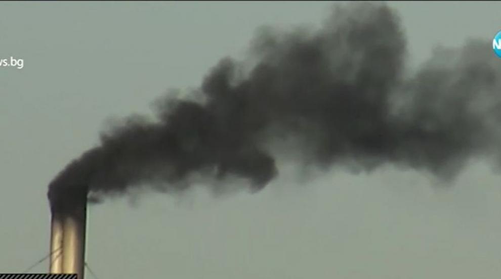 Черен дим от крематориум обгазява пловдивчани (ВИДЕО)