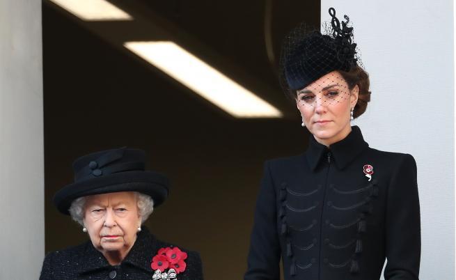 Защо Елизабет II не е била доволна от Кейт Мидълтън