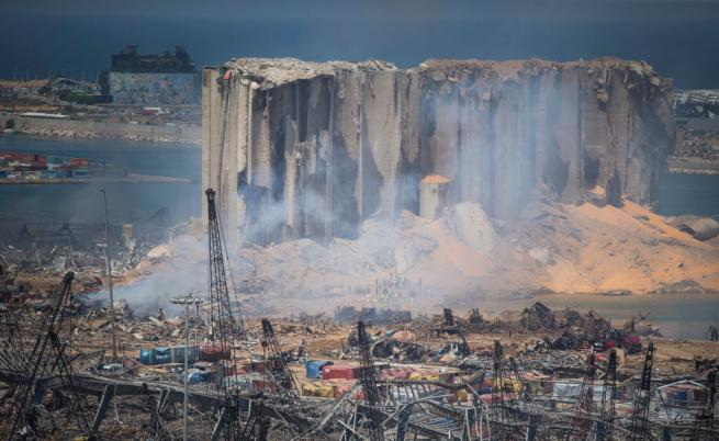 Експлозията в Бейрут година по-късно: Tрагедията в цифри
