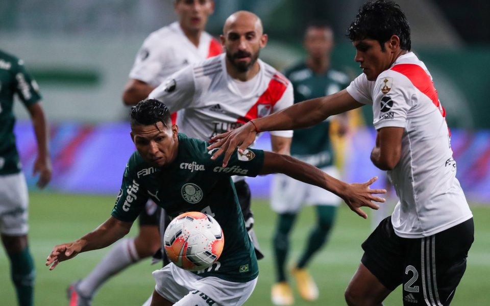 Палмейрас е на финал за Копа Либертадорес след 22 г. чакане