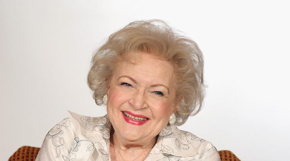 Актрисата Бети Уайт разкри как ще посрещне 99-тата си...