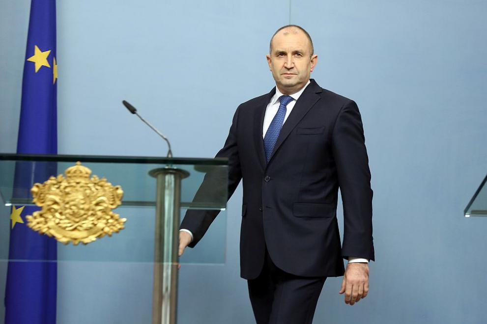Bulgaria's President Rumen Radev announced the date of the parliamentary elections