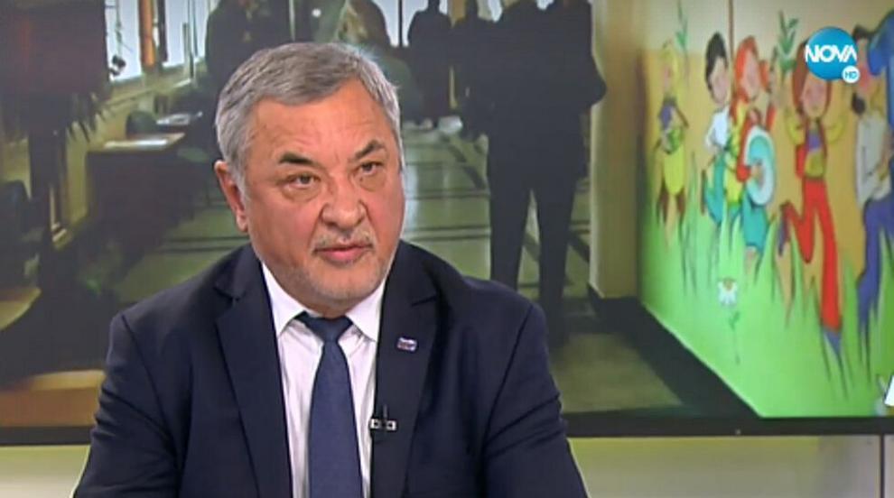 Симеонов: Да не се допускат промени в изборните...